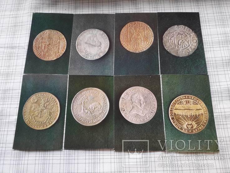 Европейские редкие монеты., фото №4