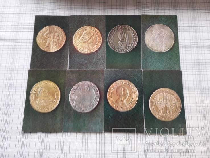 Европейские редкие монеты., фото №6