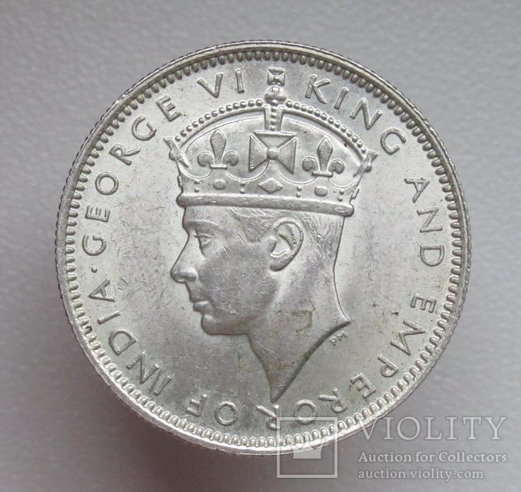 Британская Малайя 20 центов 1939 г.,, фото №9