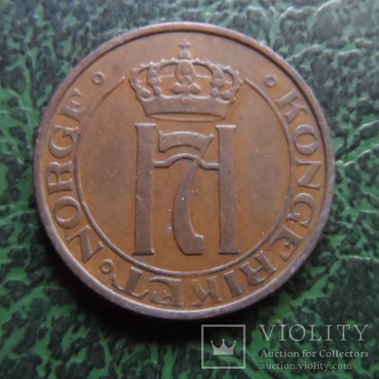 2  эре  1939  Норвегия   (6.2.44), фото №3