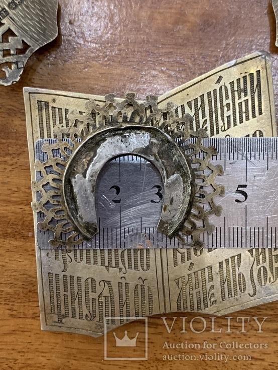 Серебряный комплект, фото №12