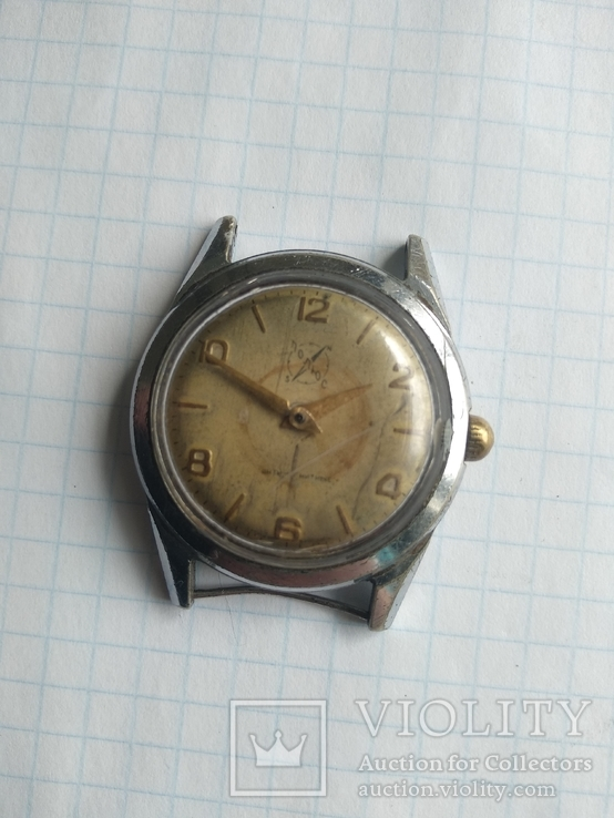 Часы Полюс
