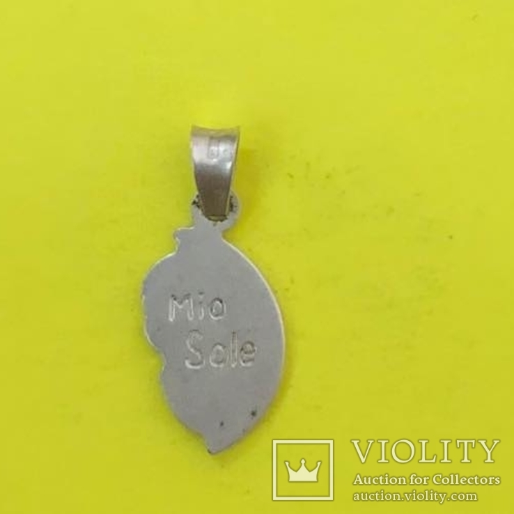 Кулон Срібло 925 2,78 грам., фото №3