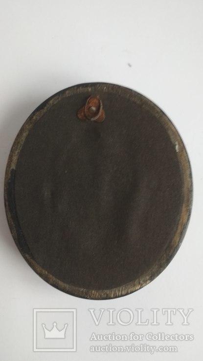 Старинный терракотовый барельєф, фото №3