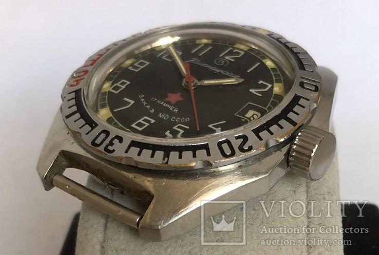 Часы Восток антимагнитные, фото №3