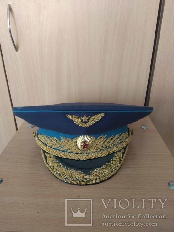 Фуражка генерала Загайного П.А