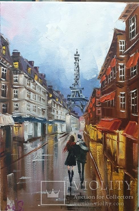 Париж для влюбленных