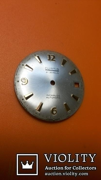Циферблат к наручным часам curtis, фото №5