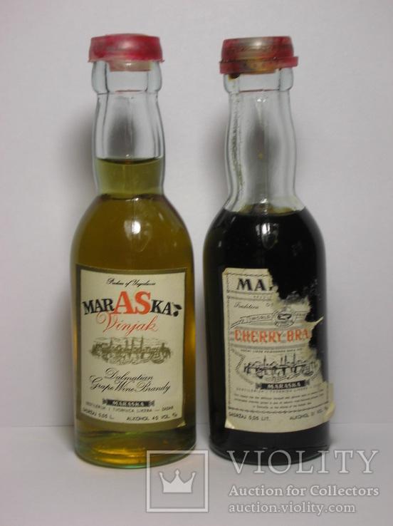 Ликер Maraska 2 шт. по 0,05 л., фото №3