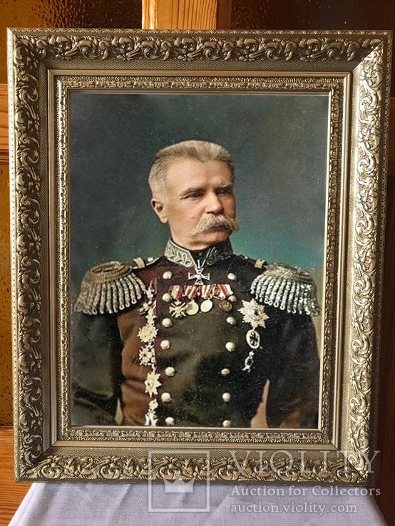 Ухтомский Павел Петрович, вице-адмирал, командующий флотом.
