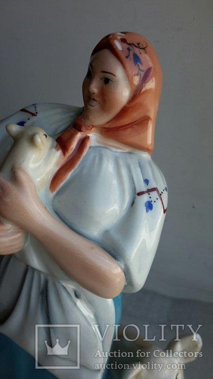 Статуэтка Свинарка, фото №8