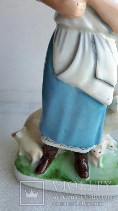 Статуэтка Свинарка, фото №9