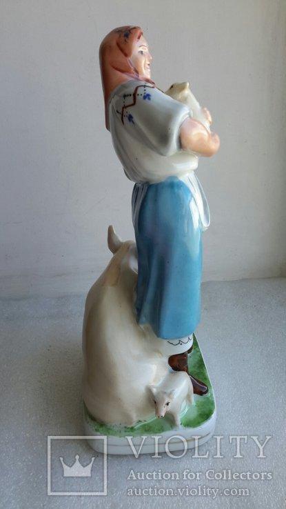Статуэтка Свинарка, фото №11