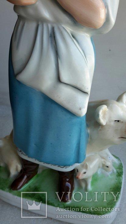 Статуэтка Свинарка, фото №12