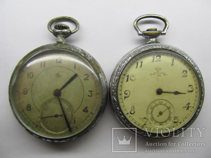 2 часов - ЗИМ, ЧК-6, 1946г. и Кировские 1ГЧЗ, 1937г.