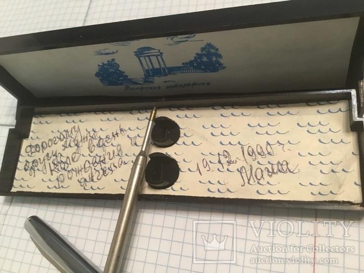 Ручка чорнильна і шарікова., фото №13