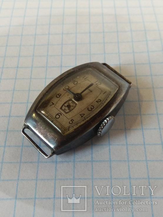 Часы ЗИФ в серебре женские