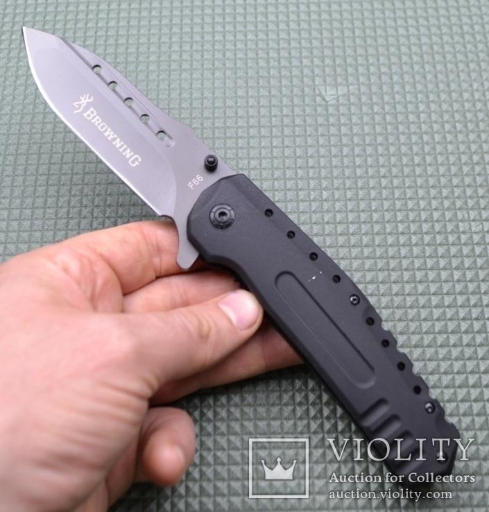 Нож-флиппер, фото №5