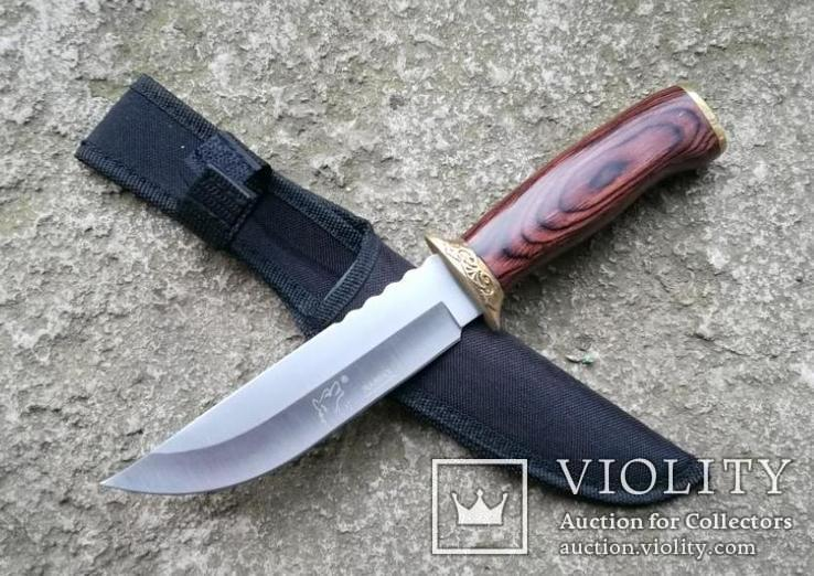 Нож волк, фото №3