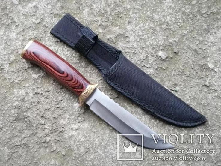 Нож волк, фото №6