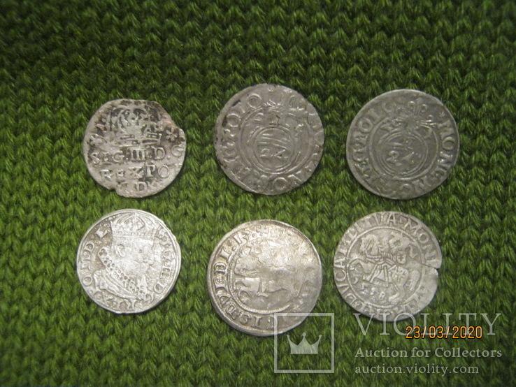 Монети середньовіччя, фото №2