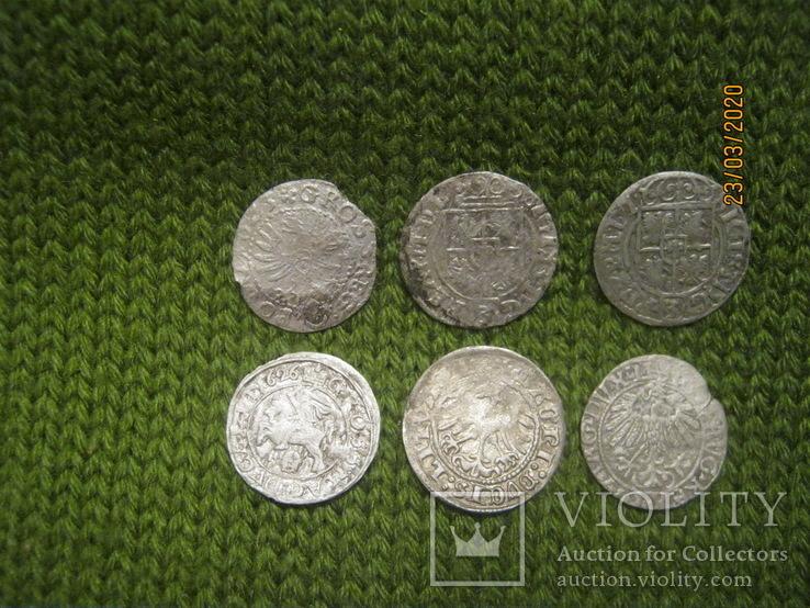 Монети середньовіччя, фото №4