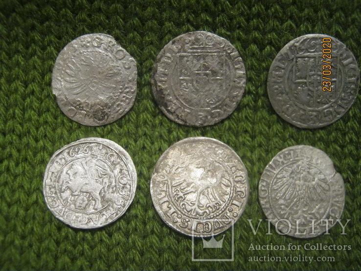 Монети середньовіччя, фото №5