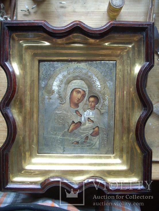 Икона Богородица Тихвинская