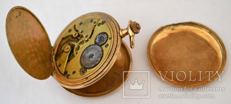Часы карманные позолоченные Kollmar & Jourdan AG