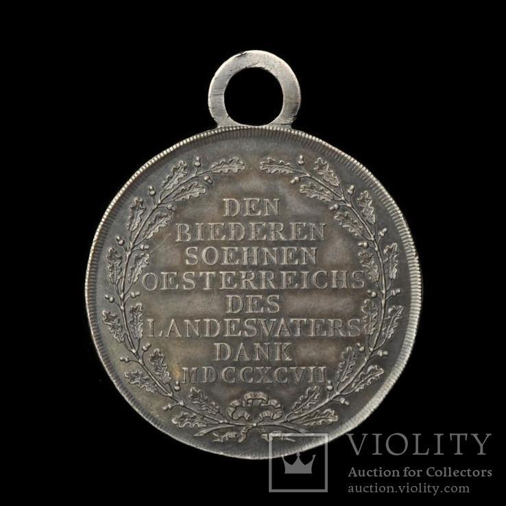 Медаль Обороны Тироля 1797, Австрия, фото №3