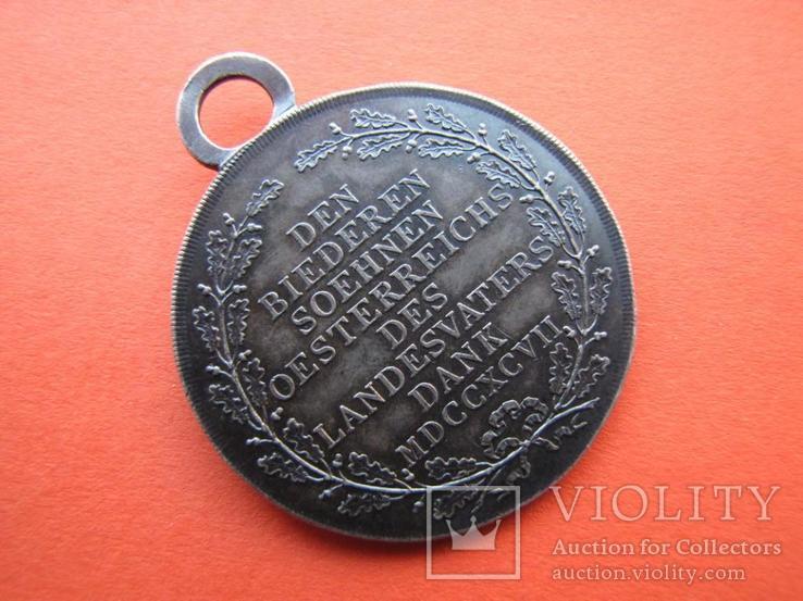 Медаль Обороны Тироля 1797, Австрия, фото №8