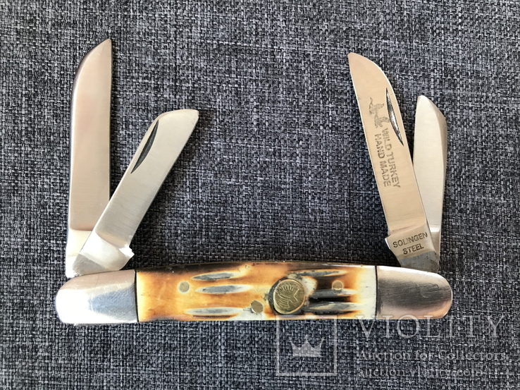 Складной нож Solingen steel.