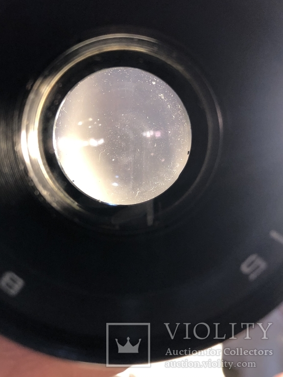 Объектив вега-12 б, фото №5