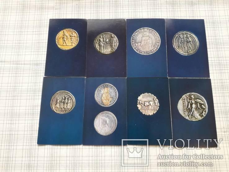 Античный и средневековый европейский костюм на монетах Государственный эрмитаж, фото №3