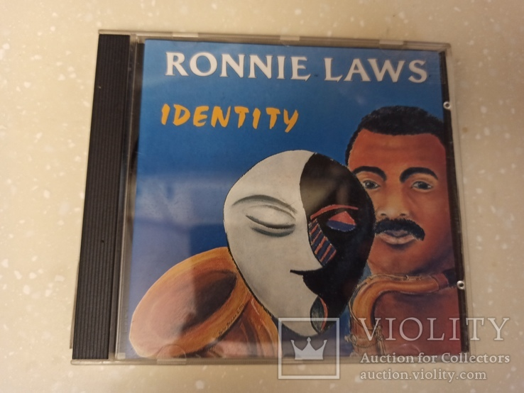 CD Ronnie Laws, фото №2
