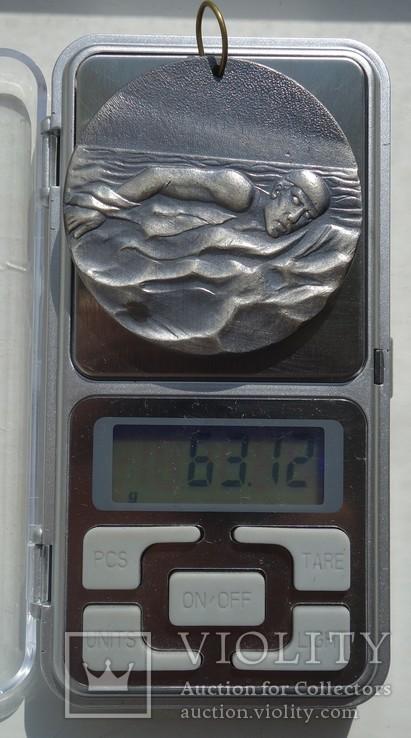Чемпионат СССР пловцов - ветеранов плавание Киев ( тяжелый металл ), фото №6