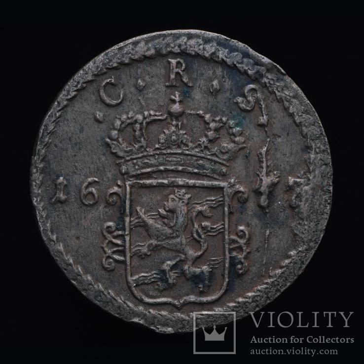 1 Оре 1677, Швеция, фото №2