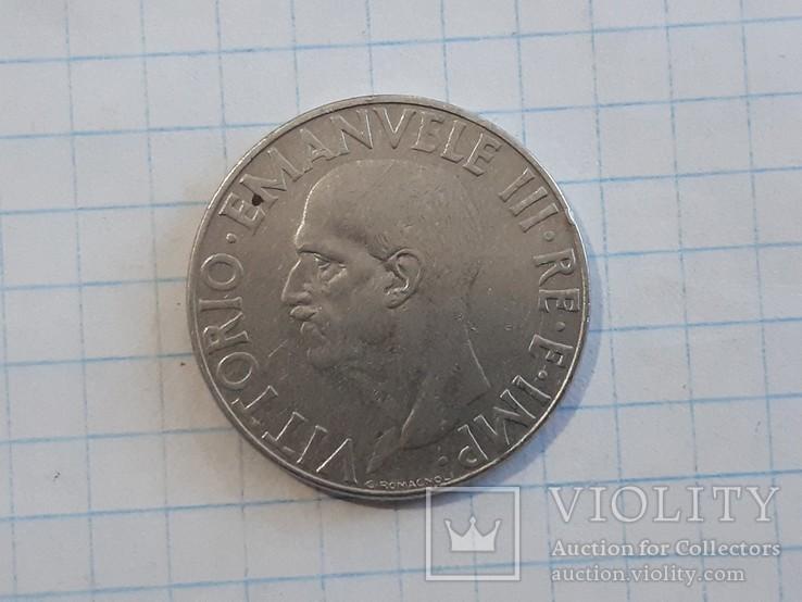 1 лира 1939, фото №2