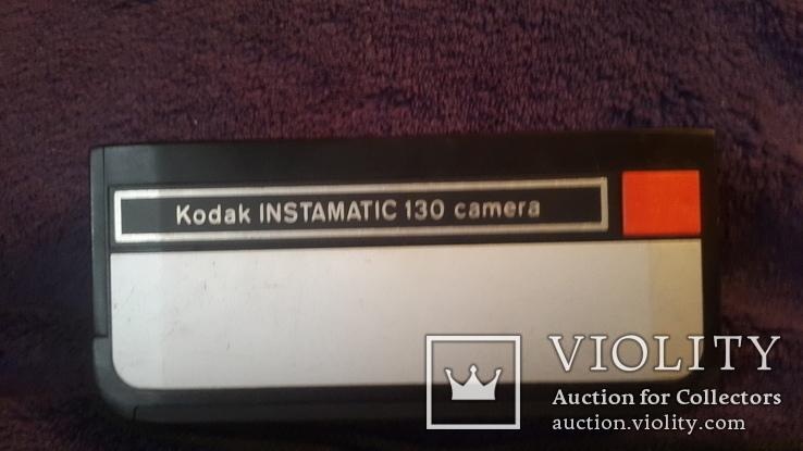 Фотоаппарат  Kodak instamatic 130 camera, фото №2