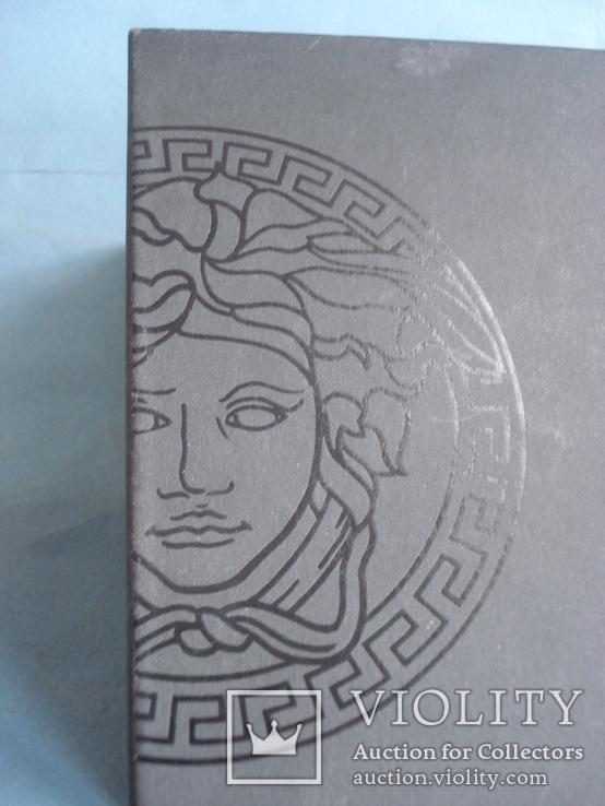 Коробка с под чайной пары Versace Rosenthal., фото №4