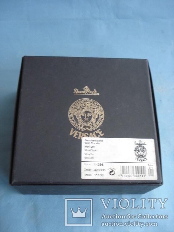 Коробка с под чайной пары Versace Rosenthal., фото №5