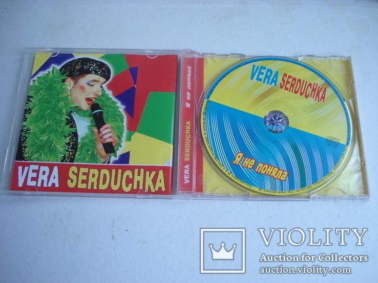 """Верка Сердючка """"Я не поняла"""", компакт - диск., фото №3"""