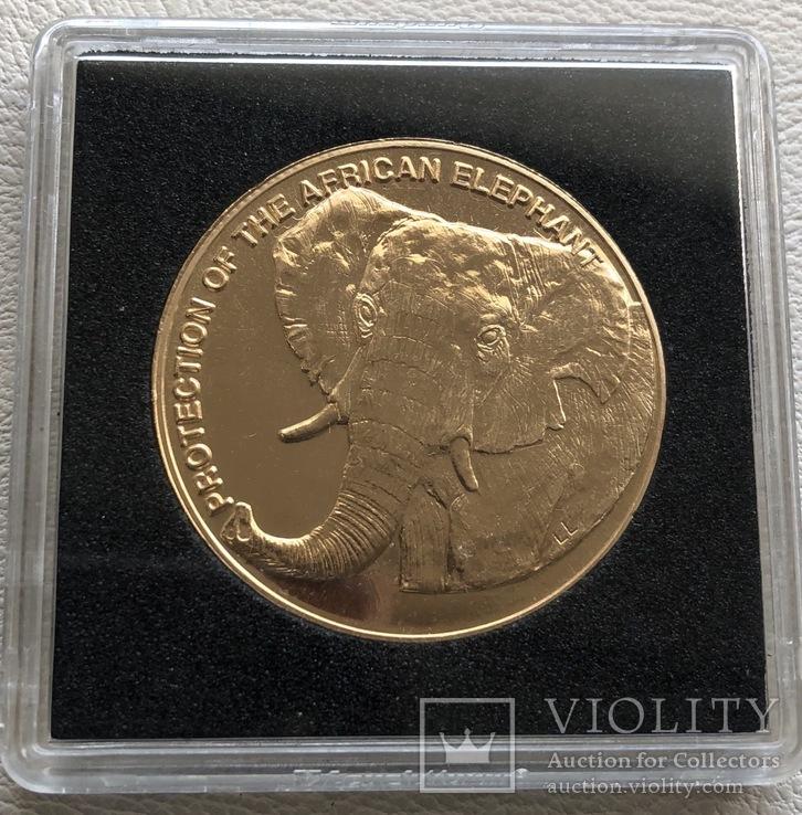 30000 франков 1993 год Экваториальная Гвинея золото 33,93 грамма 917'
