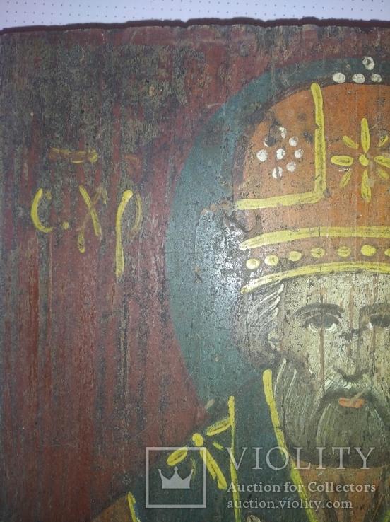 Икона Святой Николай, фото №10