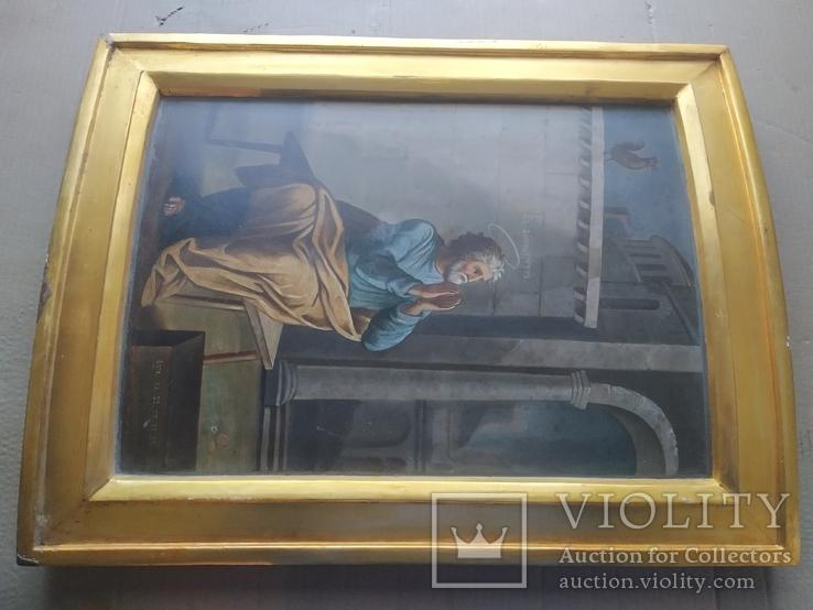 """""""Петръ плачущий у ворот"""".. 19 век., фото №13"""