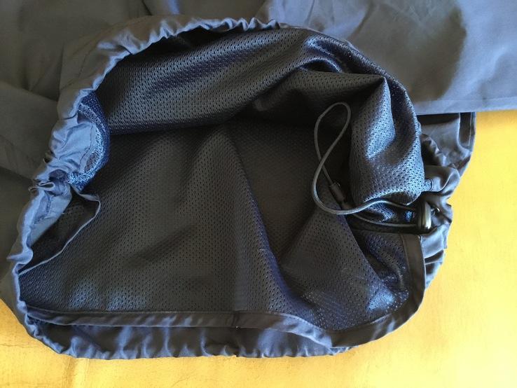 Кофта, ветровка для бега, спорта Umbro, р.126 см, фото №6