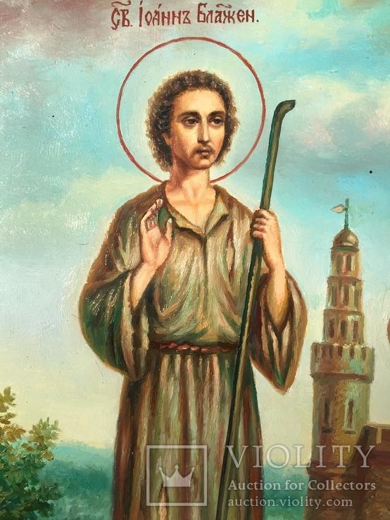 Икона Иоанна и Василия Блаженных, фото №3