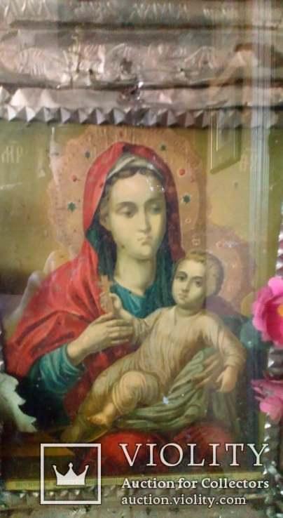 Икона Божей Матери Козельшанская, фото №4
