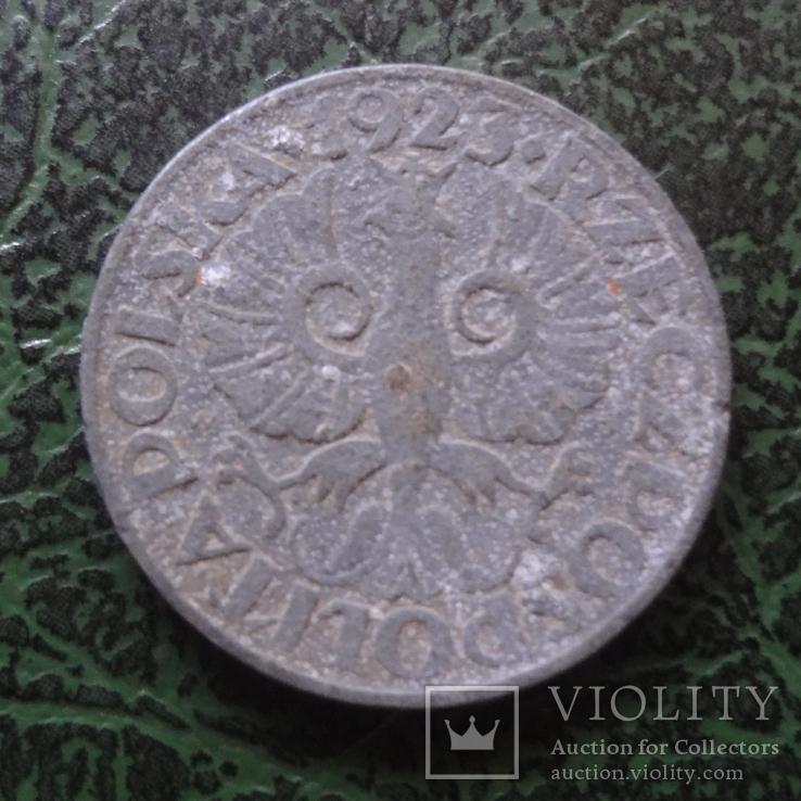 20  грош  1923  Польша цинк    (6.3.47)~, фото №2
