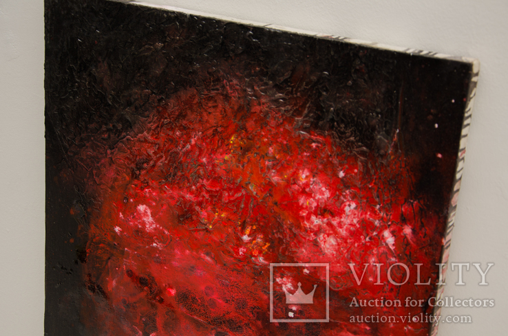 """Картина маслом """"Марс"""", 60х80см, 2020г, фото №3"""